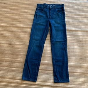 NWT Children's Place blue straight jeans size 12